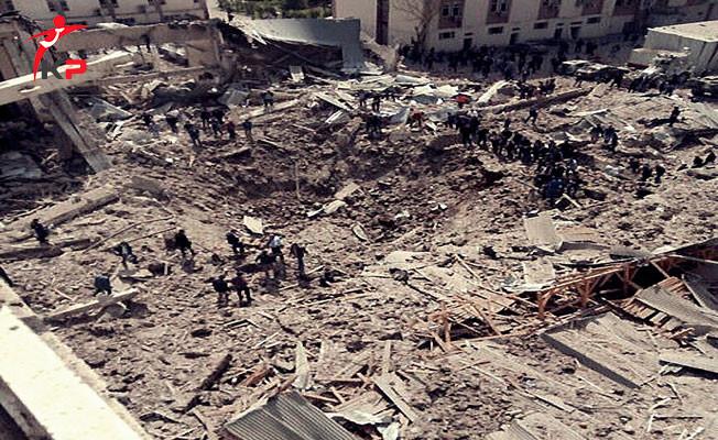 Diyarbakır'da Meydana Gelen Patlama Terör Saldırısı Çıktı!