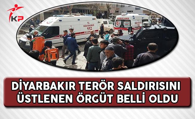 Diyarbakır Terör Saldırısını Üstlenen Örgüt Belli Oldu