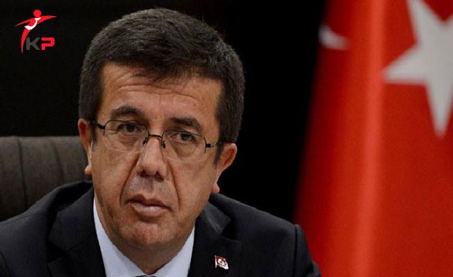 Ekonomi Bakanı Zeybekçi'den Enflasyon Açıklaması