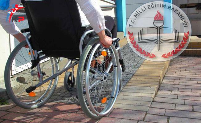 Engelli Öğetmenlerin MEB'e Teslim Etmeleri Gereken Belgeler Açıklandı