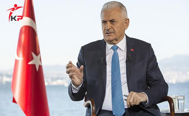 Esnafın Vergi Borçları ve KDV İndirimine İlişkin Başbakan Yıldırım'dan Önemli Açıklama