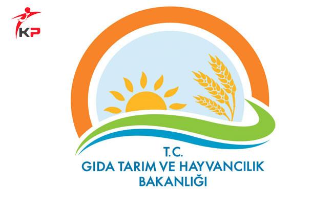 Gıda, Tarım ve Hayvancılık Bakanlığı Engelli İşçi Alım İlanı