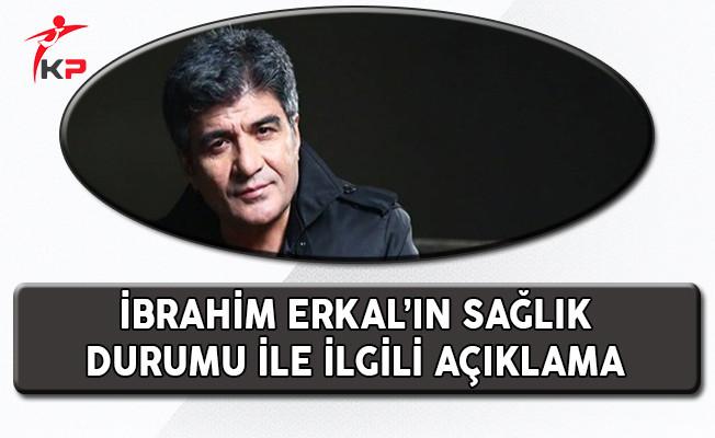 İbrahim Erkal Komada!