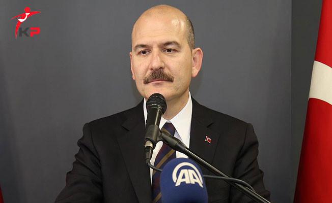 İçişleri Bakanı Soylu 16 Nisan Referandum Güvenlik Tedbirlerini Açıkladı
