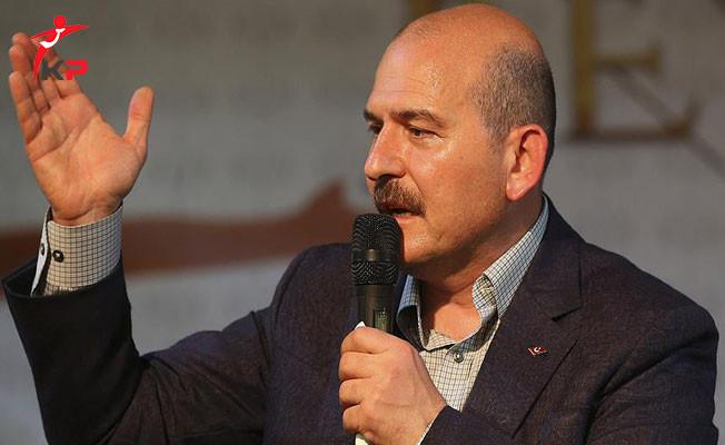 İçişleri Bakanı Soylu: Biz Terörizmle de Mücadele Ediyoruz