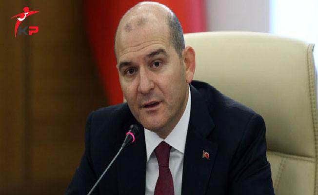 İçişleri Bakanı  Soylu: Dağların Hakimiyiz Diyenler, Dağların Fareleri Olarak Kaçıyorlar
