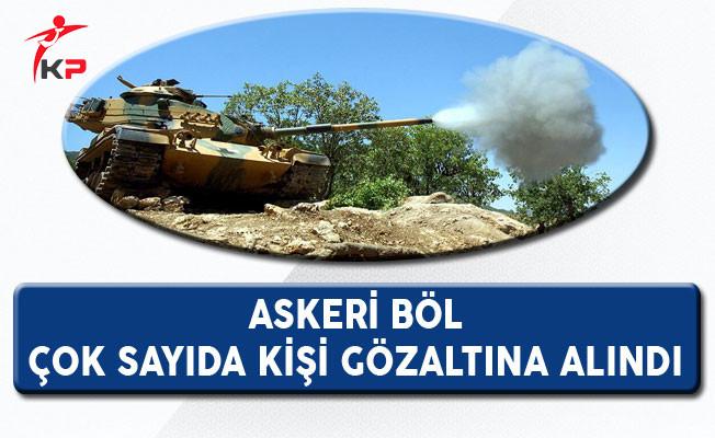 Irak Sınırından Türkiye'ye Girmeye Çalışan 3 PKK'lı Etkisiz Hale Getirildi