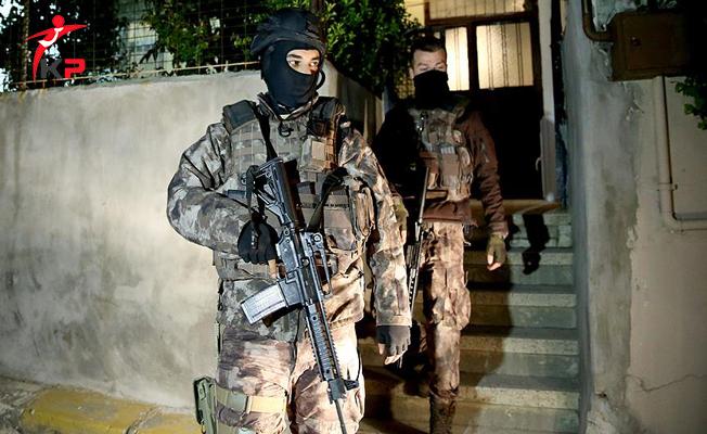 İstanbul'da Dev PKK Operasyonu !  Çok Sayıda Gözaltı Var