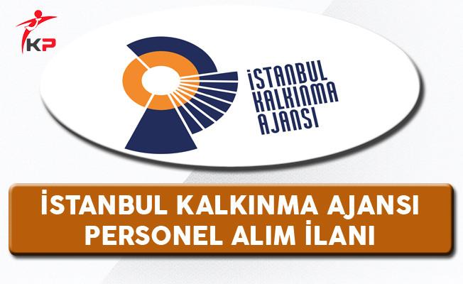 İstanbul Kalkınma Ajansı Personel Alım İlanı