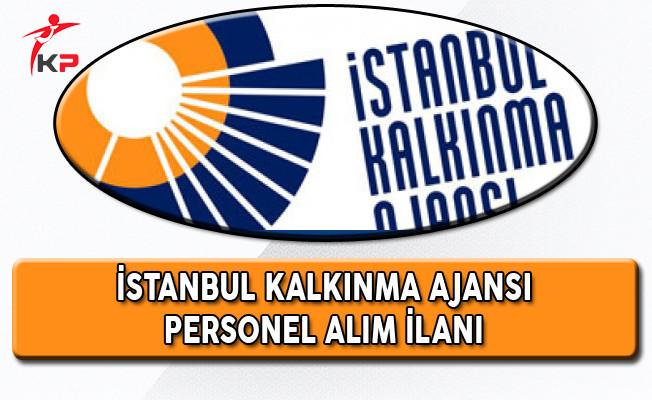 İstanbul Kalkınma Ajansı Personel Alımı Yapacağını Duyurmuştu