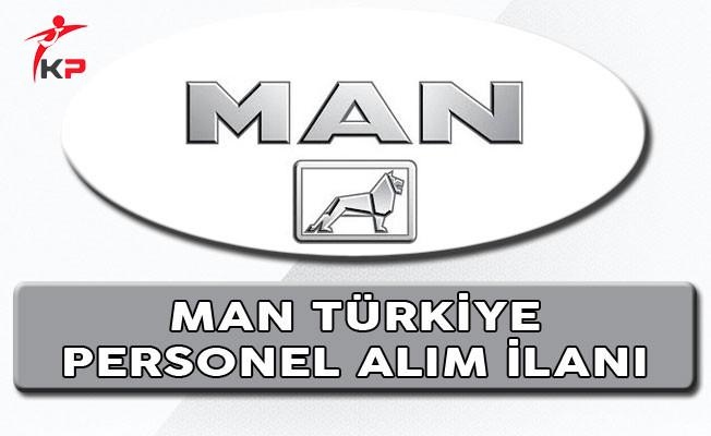 MAN Türkiye Personel Alım İlanı