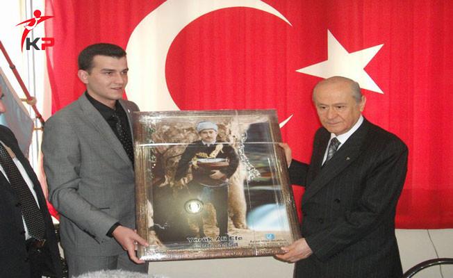 MHP İl Başkanından İstifa Kararı!