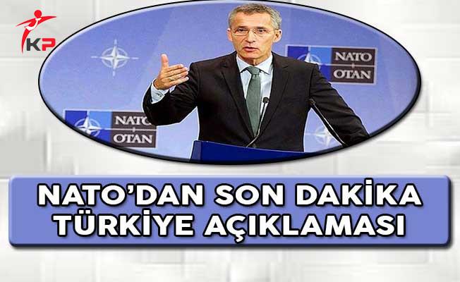 NATO'dan Son Dakika Türkiye Açıklaması