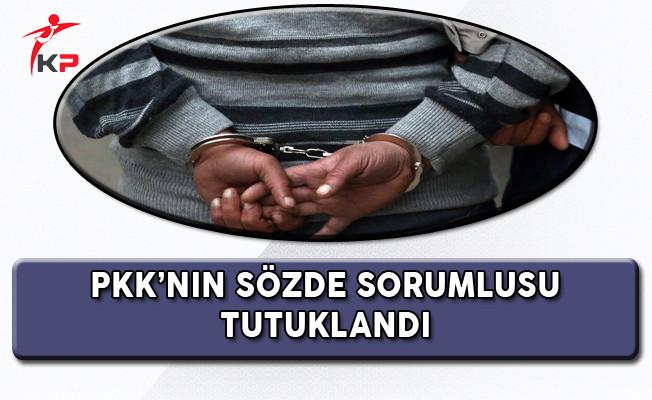 PKK'nın Sözde Sorumlusu Mersin'de Yakalandı