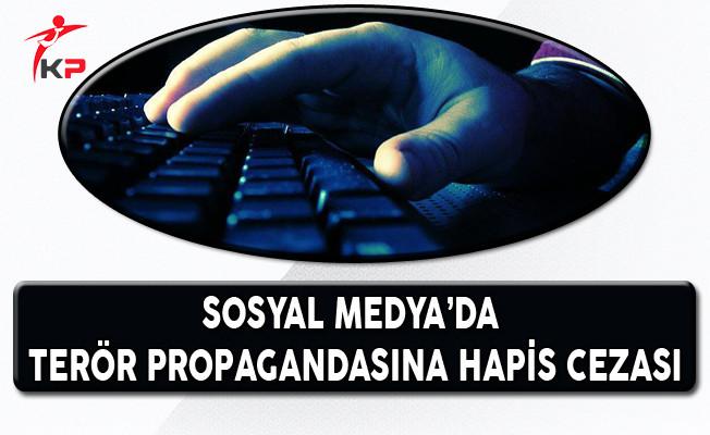 Sosyal Medya'da PKK Propagandasına Hapis
