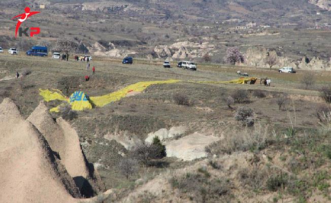 Turistleri Taşıyan Balon Düştü Ölü Ve Yaralılar Var!