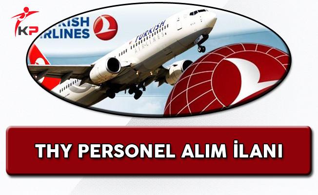 Türk Hava Yolları 250 Personel Alım İlanı Başvuruları Devam Ediyor
