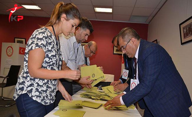 Yurt Dışında Halk Oylaması İçin Oy Verme Süreci Sona Erdi