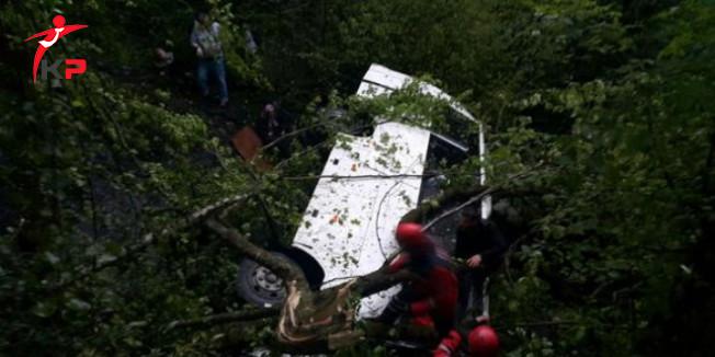 Zonguldak'ta Feci Kaza: 10 ölü, 16 yaralı