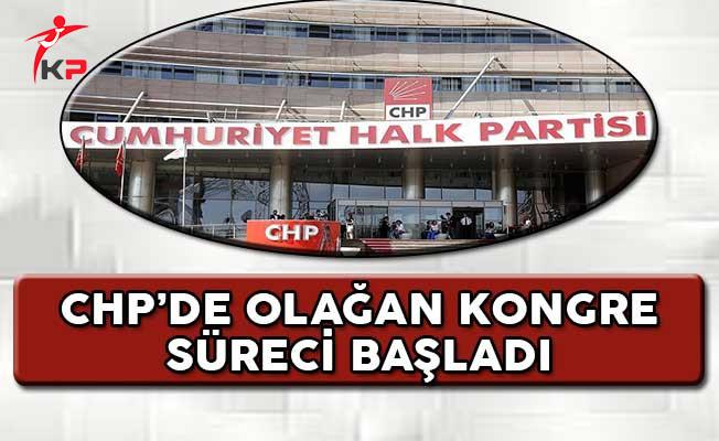 CHP'li Bingöl: Olağan Kongre Süreci Başladı