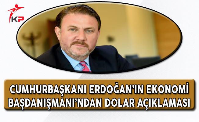 Cumhurbaşkanı Erdoğan'ın Ekonomi Başdanışmanı'ndan Dolar Yorumu