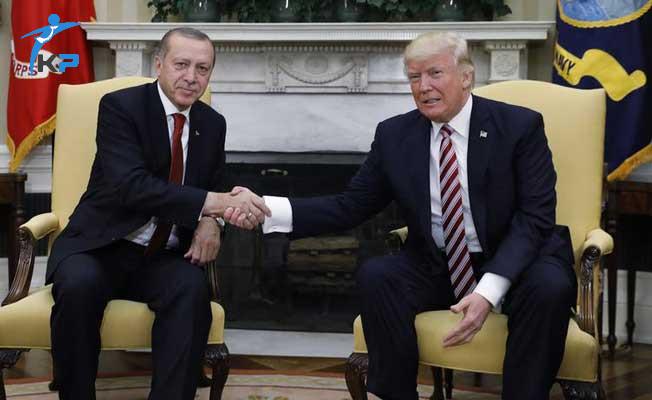Cumhurbaşkanı Erdoğan ve ABD Başkanı Trump'tan Ortak Basın Toplantısı