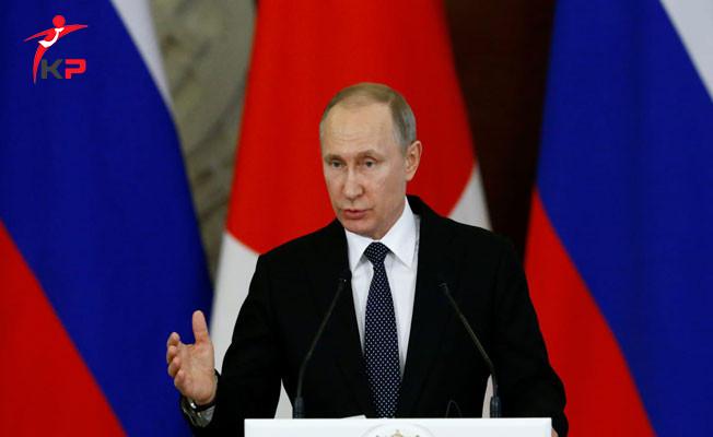 Rusya Devlet Başkanı Putin: Normalleşme Süreci Tamamlanmıştır