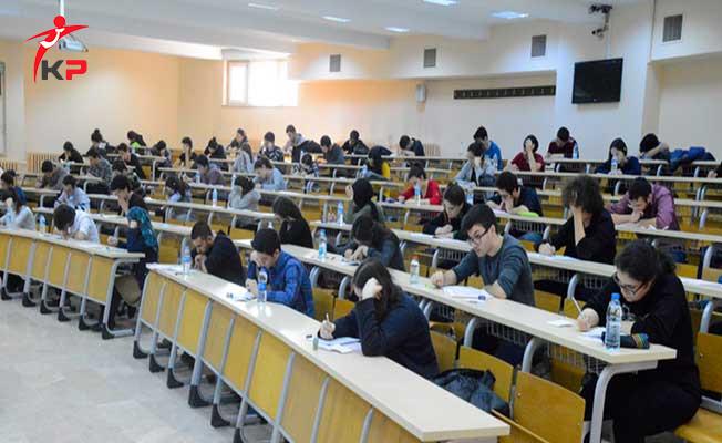 2017 Dikey Geçiş Sınavı (DGS) Başvurularında Son Gün