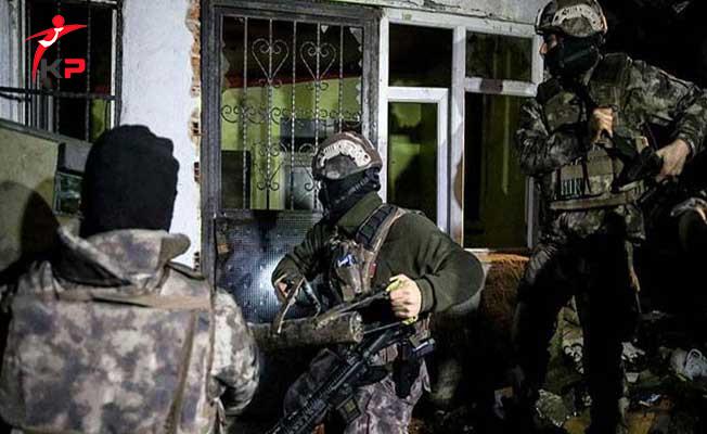 Ankara'da 3 Bin Polisle Dev Operasyon ! Yüzlerce Kişi Gözaltına Alındı