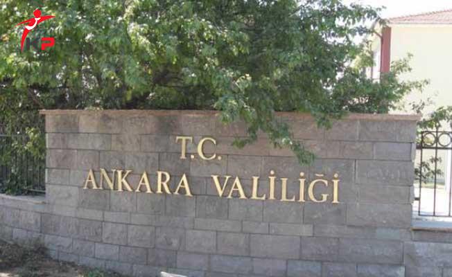 CHP'nin Güvenpark Yürüyüşü Hakkında Ankara Valiliğinden Önemli Açıklama
