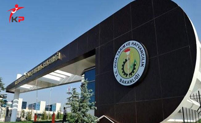 Gıda Bakanlığı Dönem Atamaları İçin Açılan Müdürlükler ve Unvanlar Yayımlandı