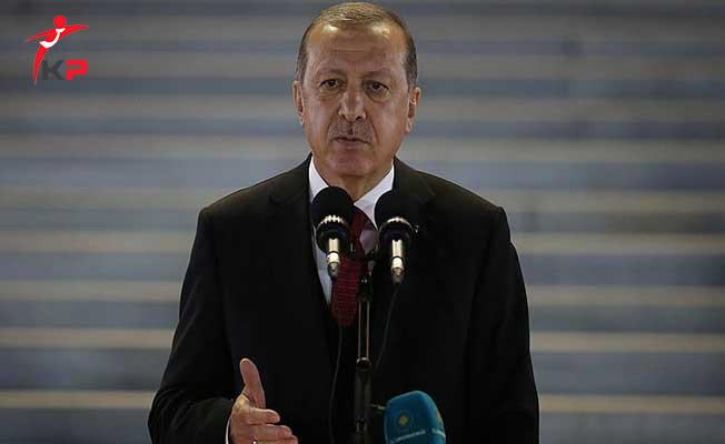 Kanun Teklifleri Hakkında Cumhurbaşkanı Erdoğan'dan Önemli Açıklama