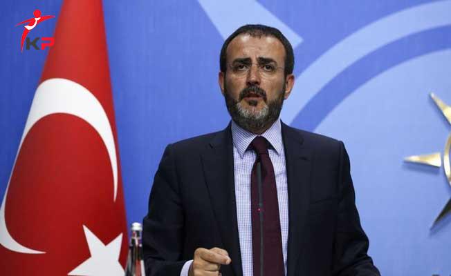 AK Parti Sözcüsü Ünal: AK Parti ile MHP Arasında Herhangi Bir Sorun Söz Konusu Olamaz!