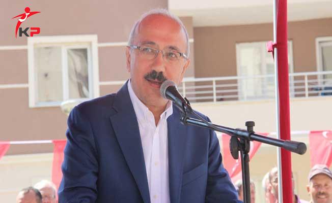 Bakan Elvan: 'Çiftçiye 56 Milyon Lira Destek'