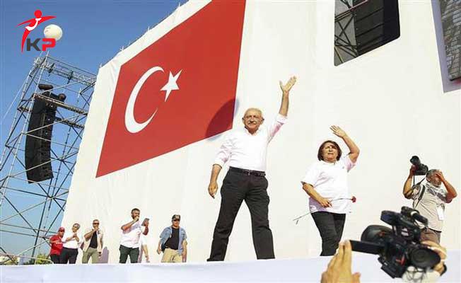 CHP Lideri Kılıçdaroğlu'ndan Maltepe Mitinginde 10 Maddelik Çağrı Metni!