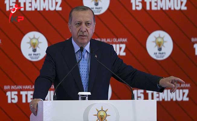 Cumhurbaşkanı Erdoğan'dan Önemli '657' Açıklaması