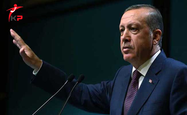 Cumhurbaşkanı Erdoğan'dan Selahattin Demirtaş Sorusuna 'Söylediğiniz Kişi Bir Terörist'  Yorumu