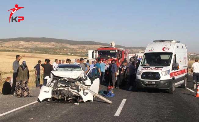 Şanlıurfa'da ki Feci Kazada Ölüler ve Yaralılar Var