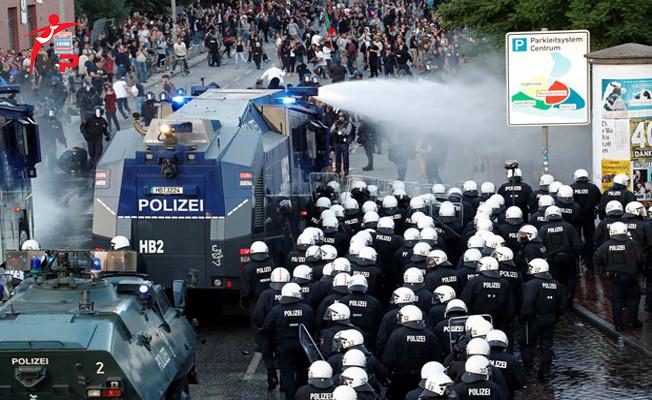 G-20 Zirvesi İçin Almanya'da Bulunan Bakanlar Otelde Mahsur Kaldılar!