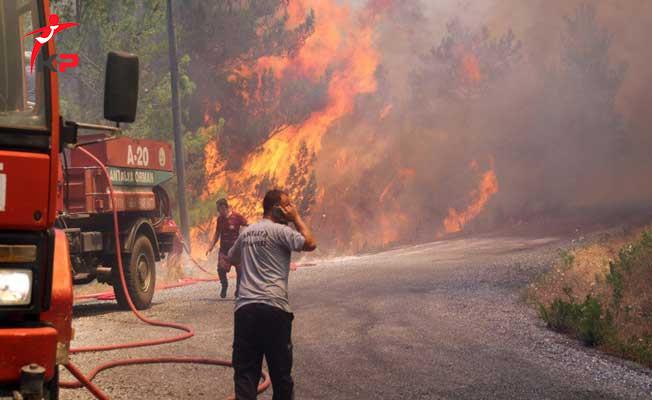 Sendika Başkanı: Yangına Personel Eksikliğinden Engel Olunamadı