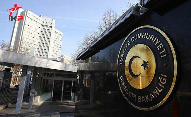 Türkiye'den Kıbrıs Rum Yönetimine Tepki