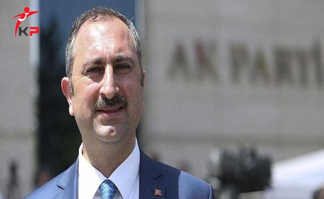 Adalet Bakanı Gül: ''Ceza İnfaz Kurumu Personeli Erken Emekli Olabilecek''