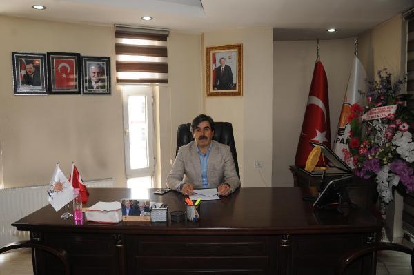 AK Parti'de 3. İstifa ! Hakkari İl Başkanı Nurettin Fırat Görevinden Ayrıldı
