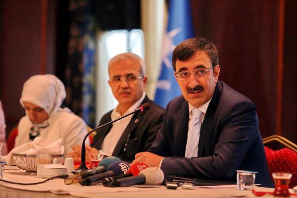 AKP'li Cevdet Yılmaz 15 Temmuz Darbe Girişiminin Faturasını Açıkladı