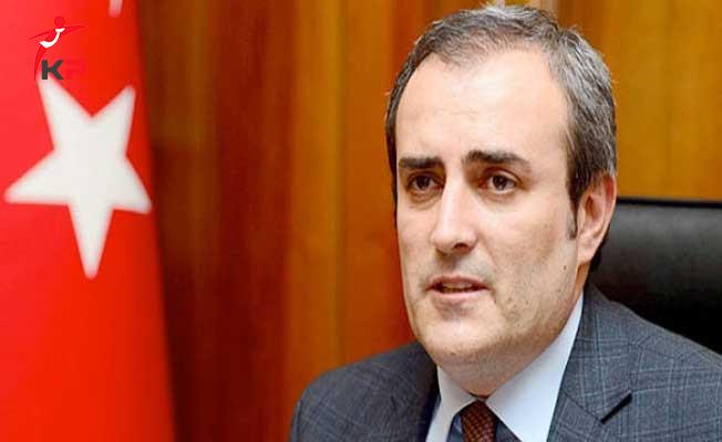 AK Parti Sözcüsü Ünal'dan 'Yeni Devlet' Söylemine Açıklama Geldi