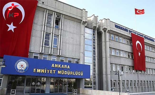 Ankara Emniyet Müdürlüğünde Devir Teslim Gerçekleşti