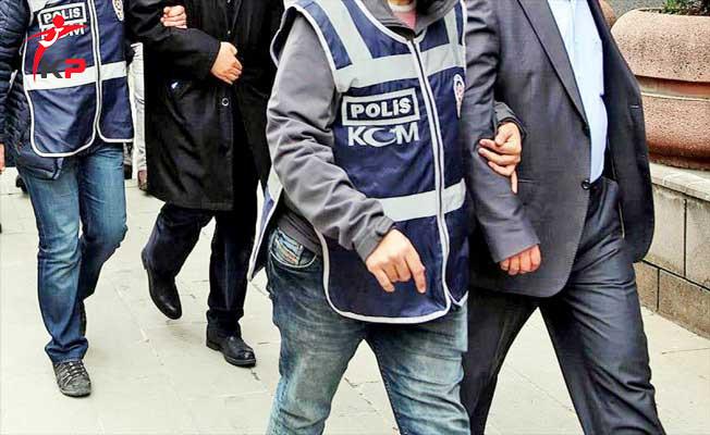 Antalya'da FETÖ'den 7 Maliye Çalışanı Tutuklandı