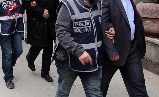 Antalya'da Maliye Çalışanı 8 Kişi Gözaltına Alındı