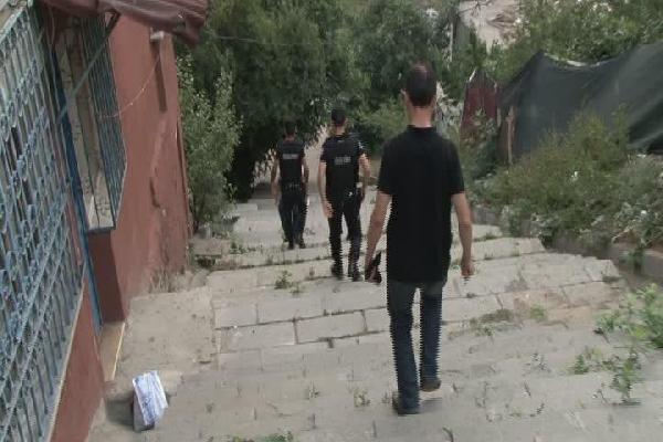İstanbul Ataşehir'de büyük uyuşturucu operasyonu