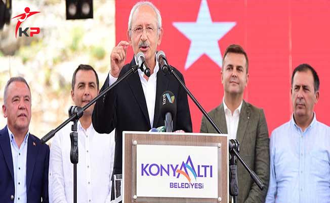 Ayhan Oğan Sorusuna CHP Lideri Kılıçdaroğlu'ndan Sert Yanıt
